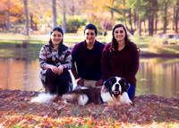 Maximus and his Human Siblings|| Stephanie Clement | Andover Boston MA Photography