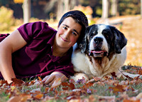 Maximus and his Boy|Stephanie Clement | Andover Boston MA Photography